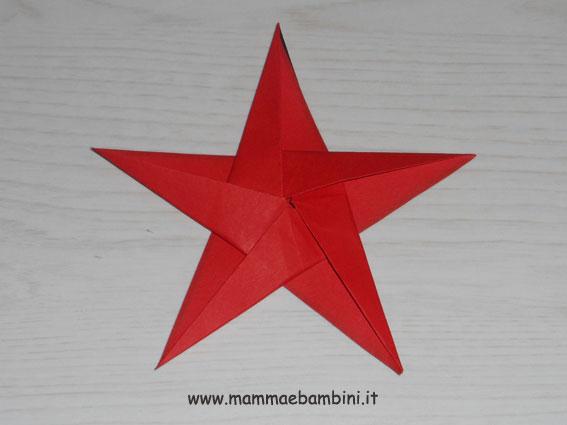 stella di origami
