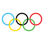 I cerchi olimpici