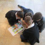 Bambini al gioco