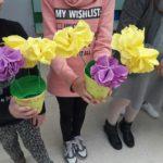 I vasi di fiori per le classi