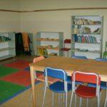 La biblioteca della scuola