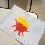Il sole e le costellazioni