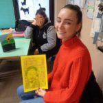 Il regalo della classe a Margherita