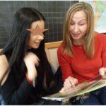 Lettura di Biancaneve in lingua moldava
