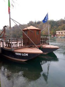 Il traghetto di Leonardo