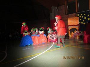 Babbo Natale arriva dai folletti