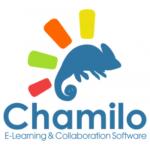 Logo della piattaforma Chamilo